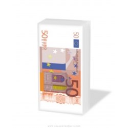 Designer Tissue 50 Euro