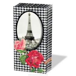 Designer Tissue Parisian Tower