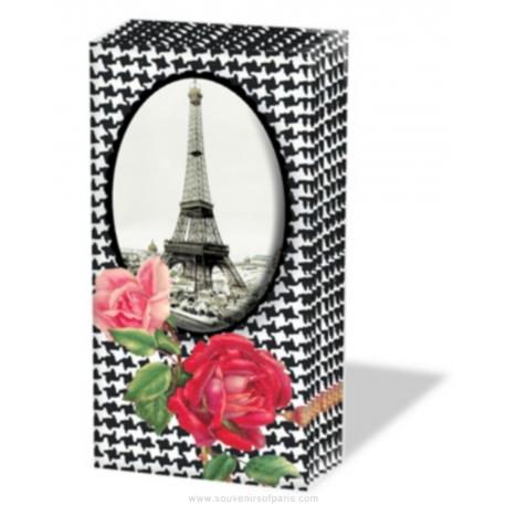 Designer Tissue Parisian Tower