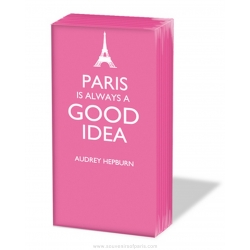 Designer Tissue Paris is Always