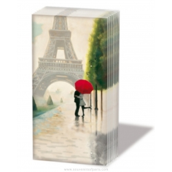 Designer Tissue Romantic Paris