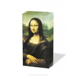 Designer Tissue Mona Lisa