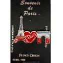 Eiffel Tower & Arc of Triumph Pin