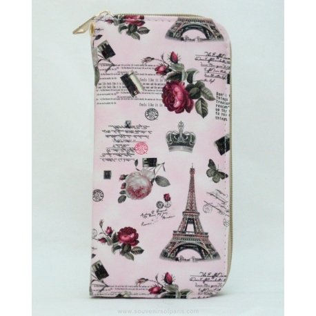 Paris London wallet