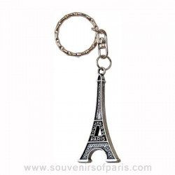 Classic Eiffel Tower Key Chain