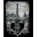 T-shirt Paris Diamond Eiffel tower