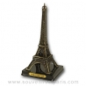 "Eiffel Tower on wooden base 4.33"" (11cm)"