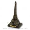 "Eiffel Tower on wooden base 5.51"" (14cm)"