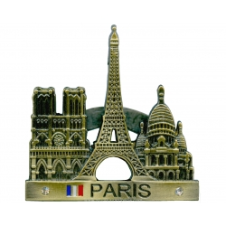 Business card holder Monuments of Paris