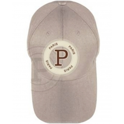 Baseball Cap Paris stamp