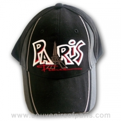 Baseball cap graphic Paris