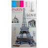 Magnet Eiffel Tower French Flag