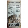 Magnet Vintage Eiffel Tower
