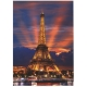 10 Postcards of the Eiffel Tower