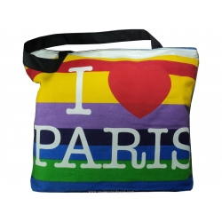 Parade I Love Paris big Bag