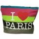Parade I Love Paris little Bag