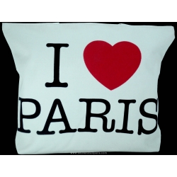Bag tissue I Love Paris