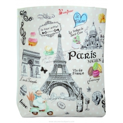 Shopping Bag Eat in Paris