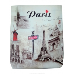 Shopping Bag Paris Monuments