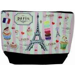 Hand Bag Gourmand Eiffel Tower