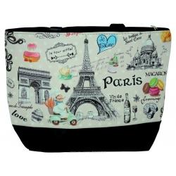 Hand Bag Eat in Paris