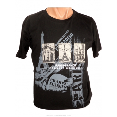 T-shirt 3 Monuments