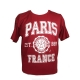 T-Shirt Paris 1889 Varsity