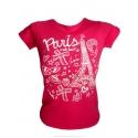 T-shirt Paris Croissant