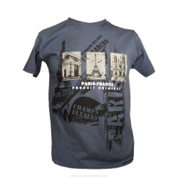 T-shirt 3 Monuments kids