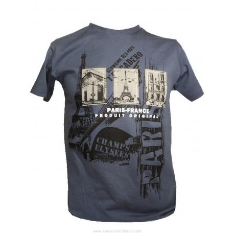 T-shirt 3 Monuments kids