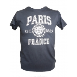 T-Shirt Paris 1889 Varsity kids