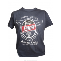 T-shirt Champs Elysées adult