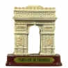 Arc of Triumph in resin - mini