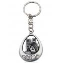 Gargouille Notre Dame Key Chain