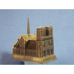 Old Silver Notre Dame - Mini