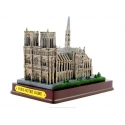 Notre-Dame of Paris in resin - Mini
