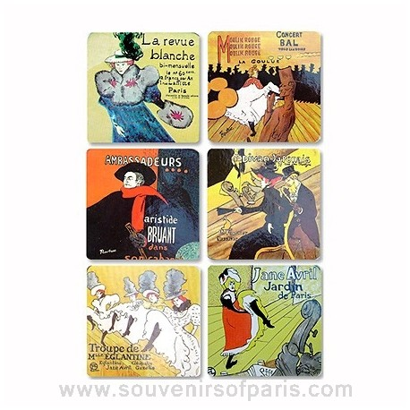 Poster Art Coasters