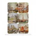 Paris Classic Coasters