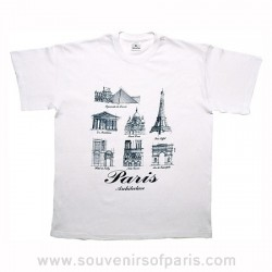 Paris Architecture T-Shirt