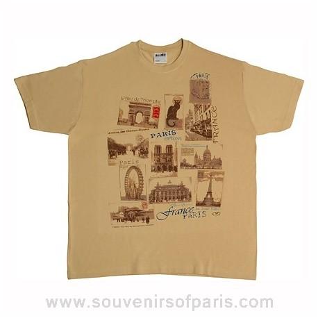 Paris Postcards T-Shirt