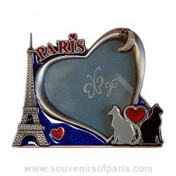 Paris Cats Frame