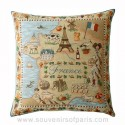"French Pillow Cover ""Eternal France"""