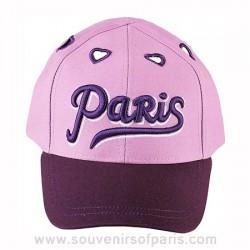 Paris Love Baseball Cap