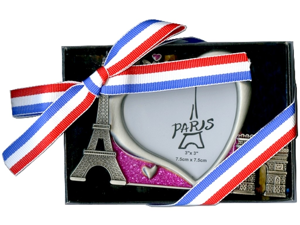 Photo Frame - Souvenirs of Paris
