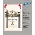 Château Leoville Barton Dish towel
