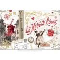 Moulin Rouge Plastic Placemat