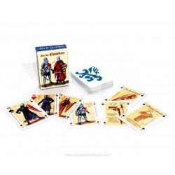 """Knights"" Playing cards"