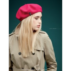 Doubled French Beret - Mademoiselle