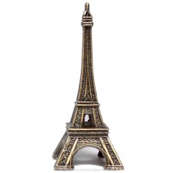 "Bronze Eiffel Tower 2.8"" (7 cm) - Made in France"
