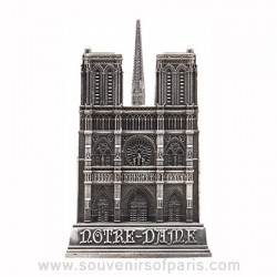 Old Silver Notre Dame - Size 3